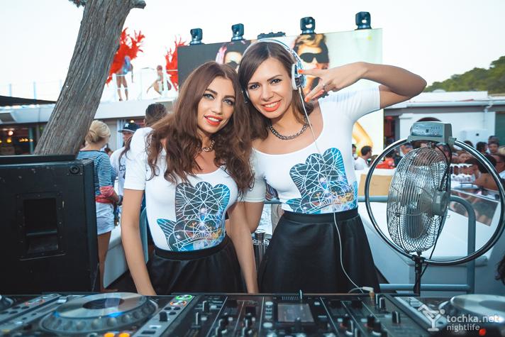 Duo Diamonds @ Blue Marlin Ibiza
