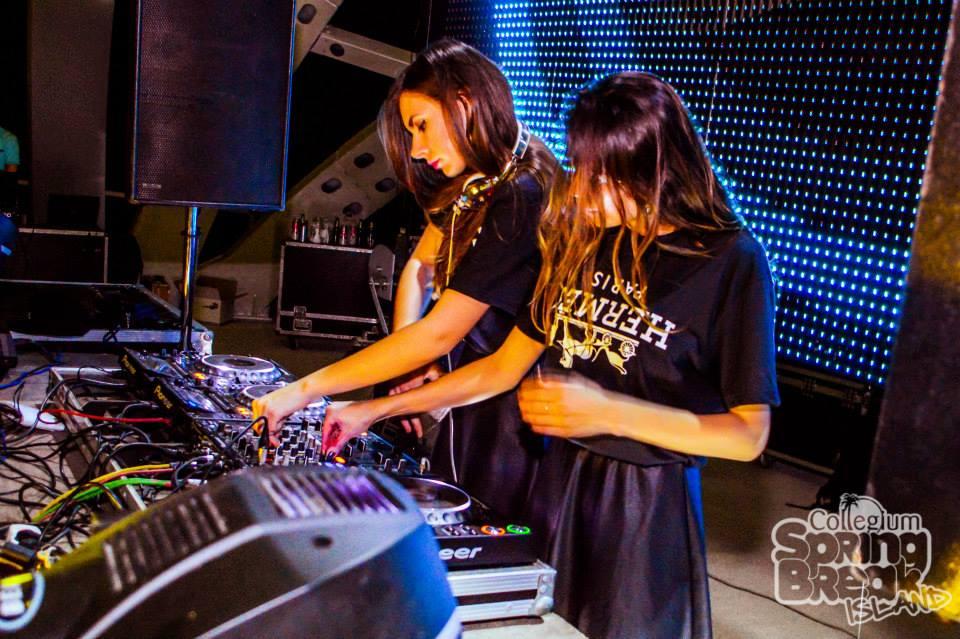 Duo Diamonds на Spring Break EDM Festival