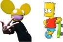 Deadmau5 появится в «Симпсонах»!