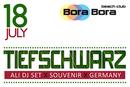 Выступление легенды мировой клубной культуры – Tiefschwarz / Ali (Berlin)