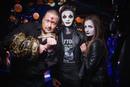 В клубе D*Lux прошел первый Halloween 2014 (фото)