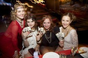 Новогодняя вечеринка у Гэтсби City Entertainment вівторок, 31/12/2013