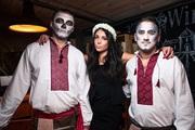 Scary Halloween Party  Tarantino  пятница, 31/10/2014