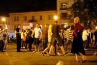 Под музыку Goldie во Львове отрывались даже бабушки (видео)
