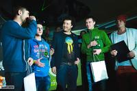 Конкурс The Best Track in Ukraine 2013 объявил победителей! (фото)