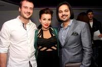 Юлия Волкова и Френсис Мэтью стали гостями на концерте группы LCA