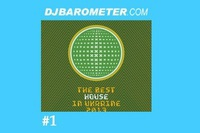 Релиз The Best House in Ukraine 2013 занял 1-е место в чарте DJ Barometer