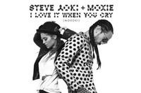 Steve Aoki любит, когда за ним плачут (видео, аудио)