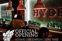Открытие гастрономического бара Jekyll&Hide