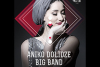 INTERNATIONAL JAZZ DAY. ANIKO DOLIDZE BIG BAND
