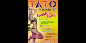 TATO Fashion Party