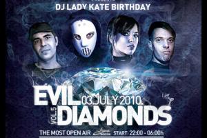 Lady Kate празднует свой день рождения!