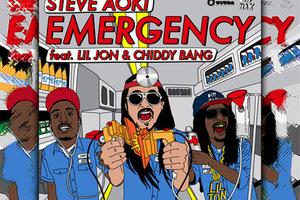 Музыкальная скорая помощь от Steve Aoki