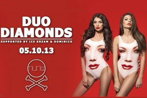 Duo Diamonds отыграют на родине знаменитого фестиваля Tomorrowland! (видео)