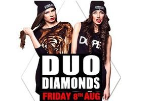 Duo Diamonds отыграют 8 августа в Pacha Barcelona!