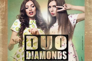 Украинские артисты Duo Diamonds написали клубный гимн