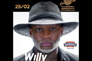 WILLY WILLIAM - 19TH ANNIVERSARY CARIBBEAN CLUB