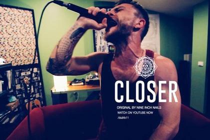 Dub Fx записал кавер на песню скандальной группы Nine Inch Nails (видео)